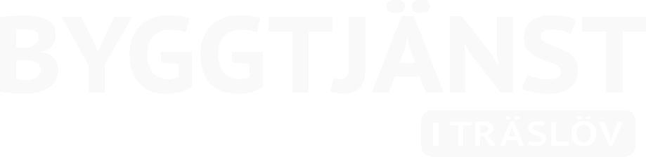 Logga för Byggtjänst i Träslöv AB